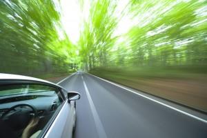 Ekonomiczne prowadzenie samochodu na szosie