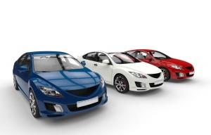 Trzy samochody z oferty wypożyczalni aut w Szczecinie