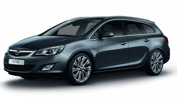 Opel Astra kombi automat 1,6 wersja turbo sport